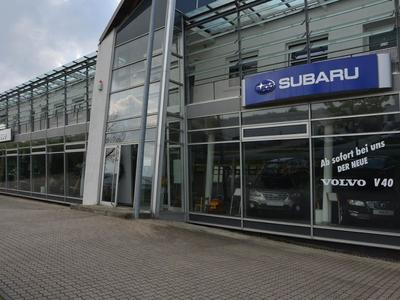 Autohaus Grosse GmbH - Eingang